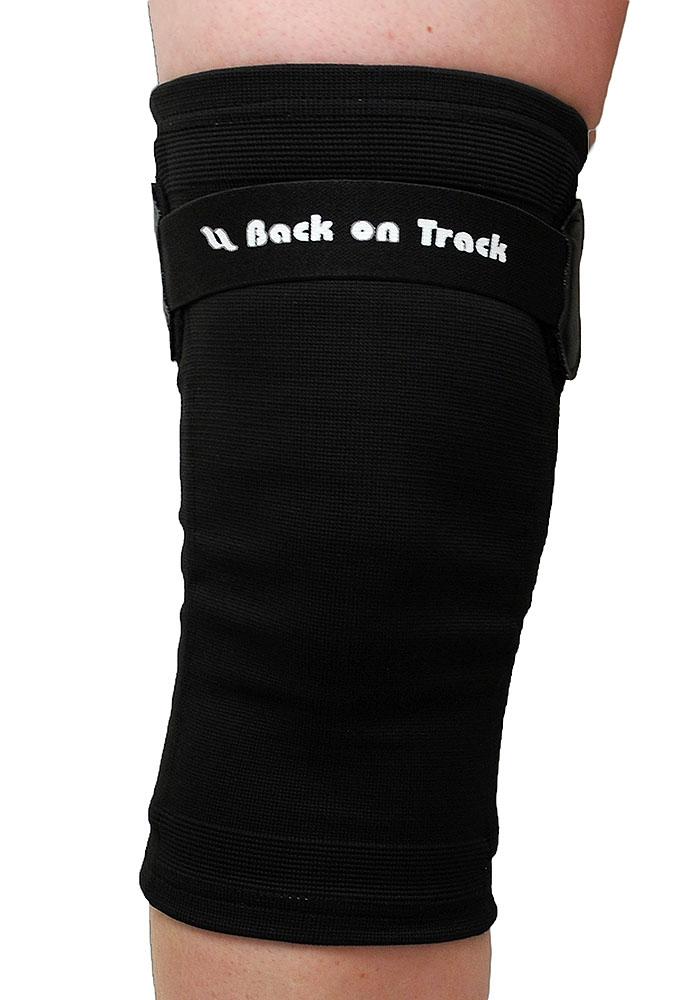 Knäskydd Back on Track med spänne Medicinfri smärtlindring med keramis 26042f1c51e6e